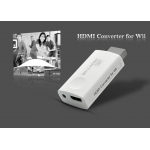 HDMI up-scaler for the Nintendo Wii